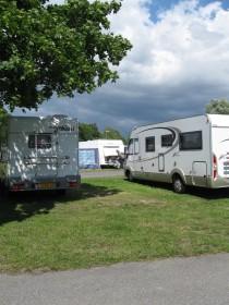 Holländska husbilar 2009